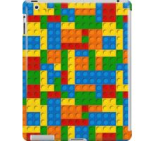 plastic blocks iPad Case/Skin