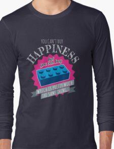 Brick Happiness Long Sleeve T-Shirt