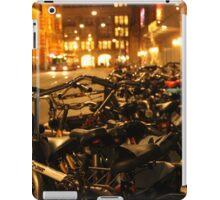 Amsterdam bikes iPad Case/Skin
