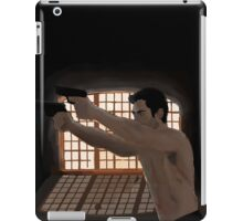 I don't like guns iPad Case/Skin