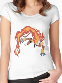 Infernape Women's Fitted Scoop T-Shirt