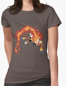 Infernape Womens Fitted T-Shirt