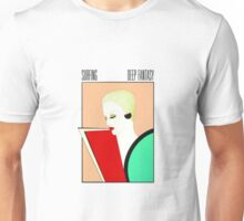 S U R F I N G - Deep Fantasy Unisex T-Shirt