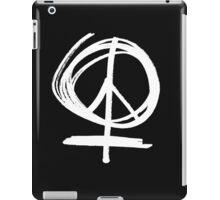 peace for women iPad Case/Skin