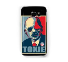 TOXIC AVENGER FOR PRESIDENT - VOTE TOXIE Samsung Galaxy Case/Skin