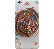 Choco cupcakes iPhone Case/Skin