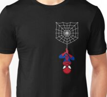 Spider on a shirt Unisex T-Shirt