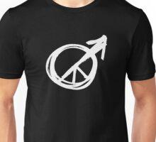 peace for men Unisex T-Shirt