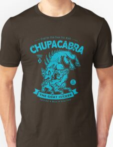 Chupacabra - Cryptids Case file #345 Unisex T-Shirt