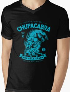 Chupacabra - Cryptids Case file #345 Mens V-Neck T-Shirt