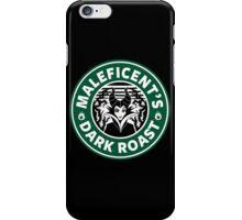 Maleficent - Starbucks iPhone Case/Skin