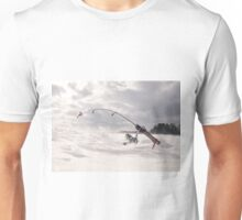 Fishing - rod Unisex T-Shirt