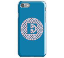 E Spontanious iPhone Case/Skin