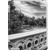 Bow Bridge Monochrome iPad Case/Skin
