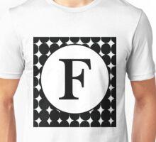 F Bubble Unisex T-Shirt