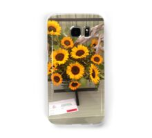 flower show Samsung Galaxy Case/Skin