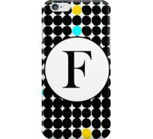 F Starz iPhone Case/Skin