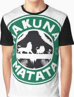 Lion King - Starbucks Graphic T-Shirt
