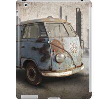 Vintage VW T1 Bus iPad Case/Skin
