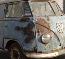 Vintage VW T1 Bus Sticker