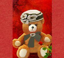 ❀◕‿◕❀ MY SWEET TEDDY BEAR ❀◕‿◕❀ Tri-blend T-Shirt