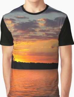 Beauty on the sky Graphic T-Shirt