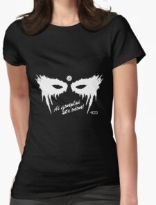 The 100 - Ai Gonplai Ste Odon Womens Fitted T-Shirt