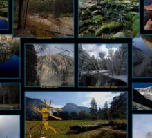 Naming Rights Yosemite Sticker