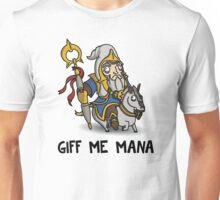 GIFF ME MANA Unisex T-Shirt