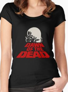 Dawn of the Dead Women's Fitted Scoop T-Shirt