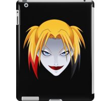 Comic Blonde Girl ORIGINAL Design (Videogame Version) iPad Case/Skin