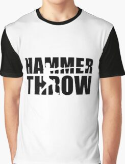 Hammer throw Graphic T-Shirt