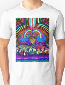 Psychedelic Abduction  T-Shirt