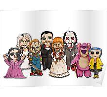 Horror Toys  Poster