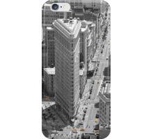 Flatiron Building iPhone Case/Skin