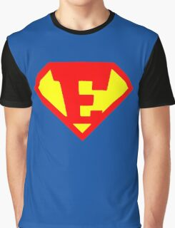 Super E Graphic T-Shirt