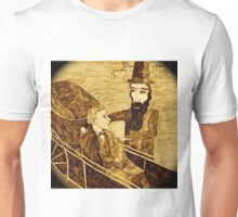 On His Way To The castle Unisex T-Shirt