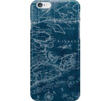 American Revolutionary War Era Maps 1750-1786 969 This map of the province of Nova Scotia and parts adjacent Inverted iPhone Case/Skin