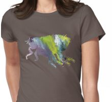 Flea Womens Fitted T-Shirt
