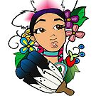 Tradional dance #nativebeauty by mylittlenative