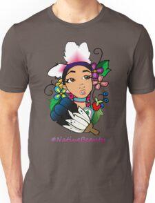 Tradional dance #nativebeauty Unisex T-Shirt