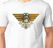 Steam Powered Pilot  Unisex T-Shirt
