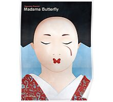 Giacomo Puccini - Madama Butterfly Poster