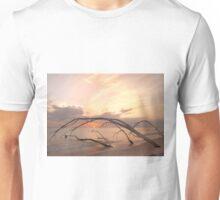 Framing in trees Unisex T-Shirt