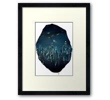 Tear to Rapture  Framed Print