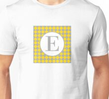 E checkard Unisex T-Shirt