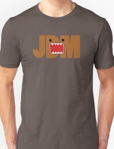 Domo Monster in JDM letters T-Shirt