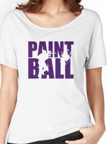 Paintball Women's Relaxed Fit T-Shirt