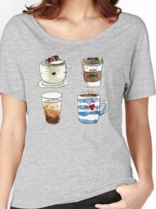 For coffee lover Women's Relaxed Fit T-Shirt