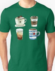 For coffee lover Unisex T-Shirt